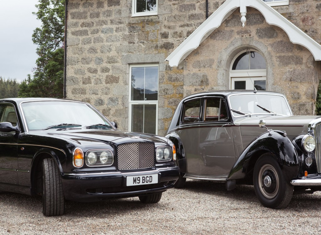 classic cars to hire