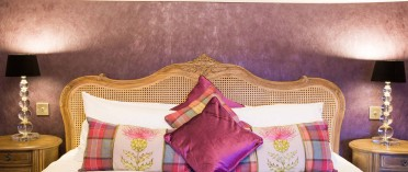 Speyside bedroom