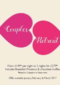 COUPLE'S RETREAT WEB AD
