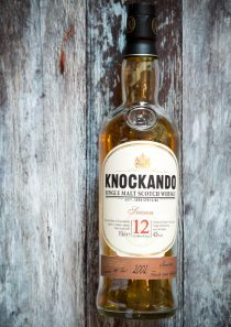 Knockando malt whisky