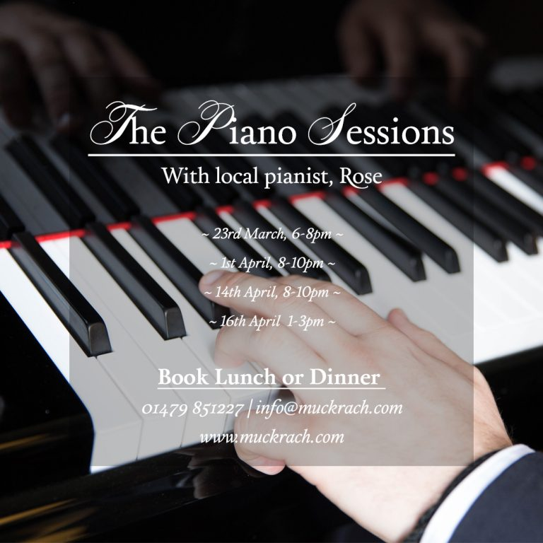 THE PIANO SESSIONS - SM