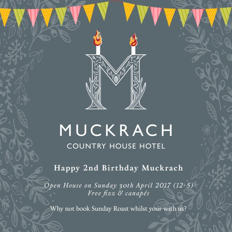 MUCKRACH BIRTHDAY - SM