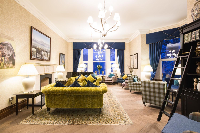 Scottish Highlands Accommodation - Muckrach