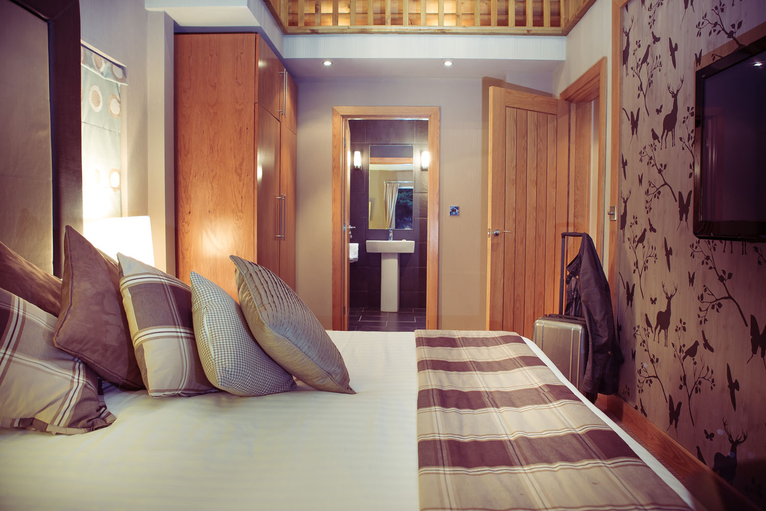 Boutique luxury hotels in scottish highlands muckrach for Boutique hotel