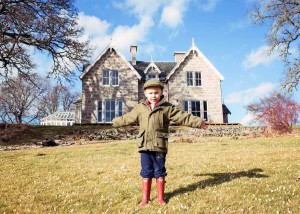 Boutique Hotel in the Cairngorms National Park
