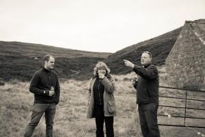 Shooting on a Scottish estate