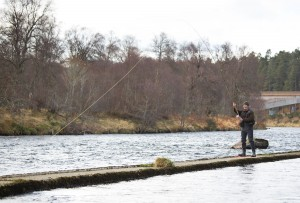 A Fishing Hotel on the River Spey…