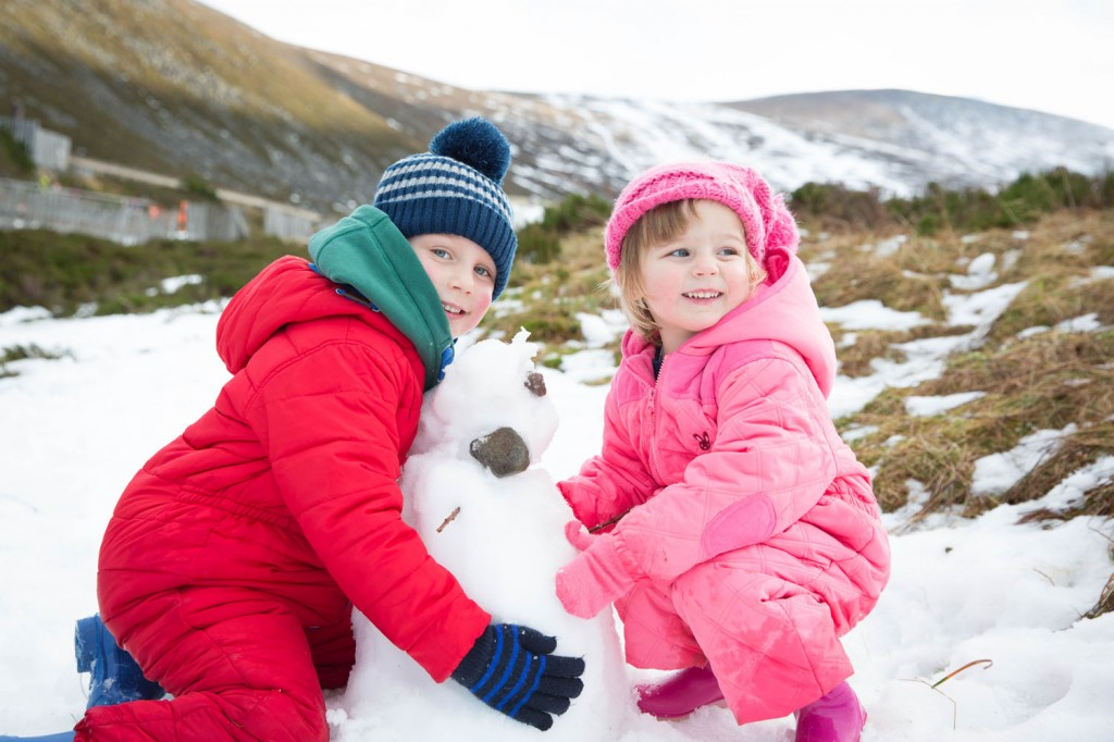 winter holidays in the cairngorms