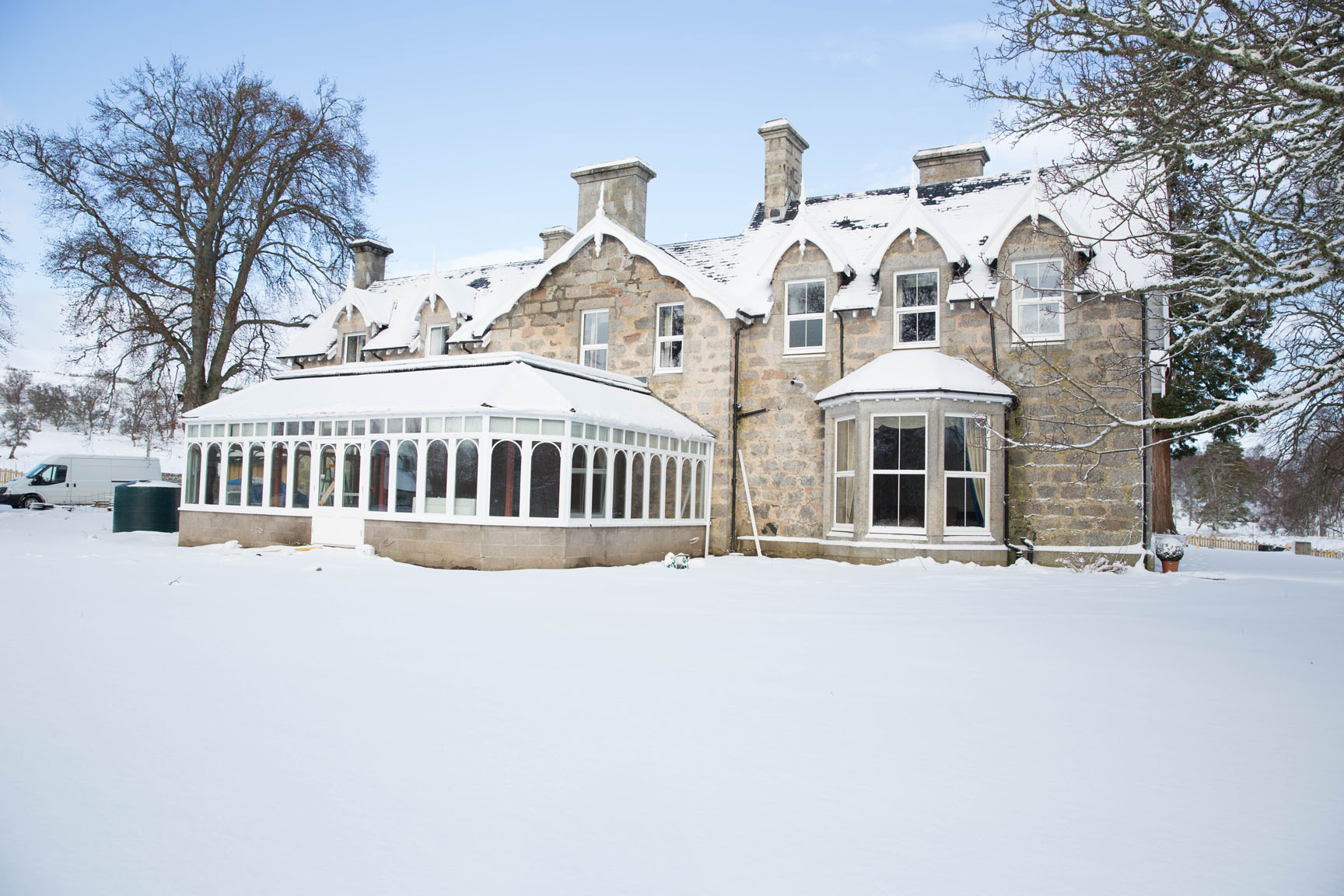 Luxury hotel in the Cairngorms