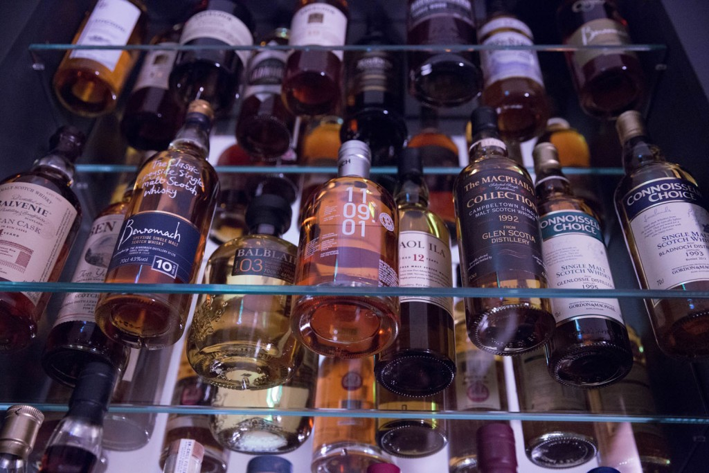 whisky and gin bar grantown on spey