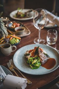 Festive Menu at Muckrach Country House Hotel