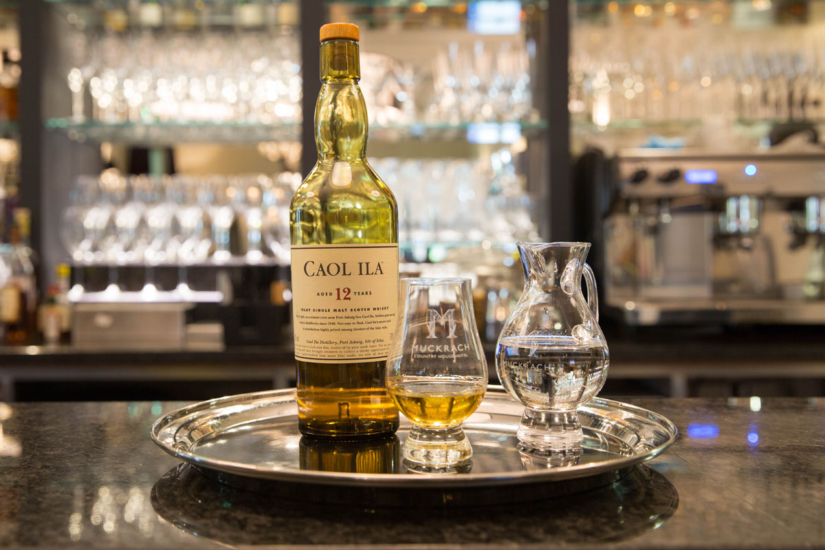 Whisky of the month January