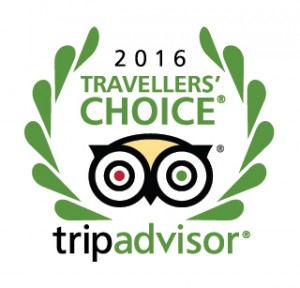 Ranked 3rd best Small Hotel in the UK