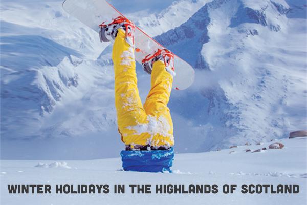 Winter holidays at Muckrach