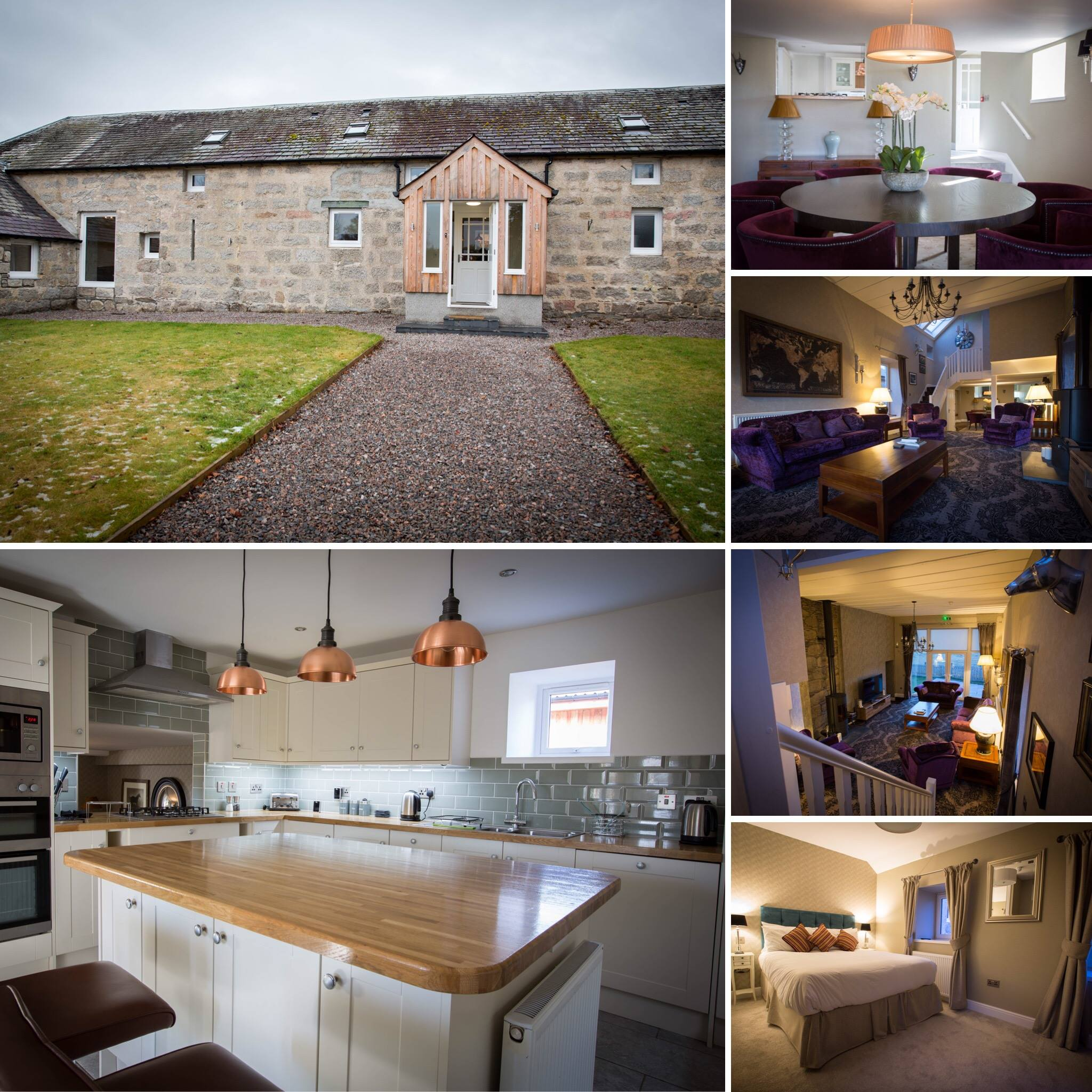Self Catering at Muckrach Country House Hotel- NOW OPEN