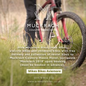 Mikes Bikes at Muckrach