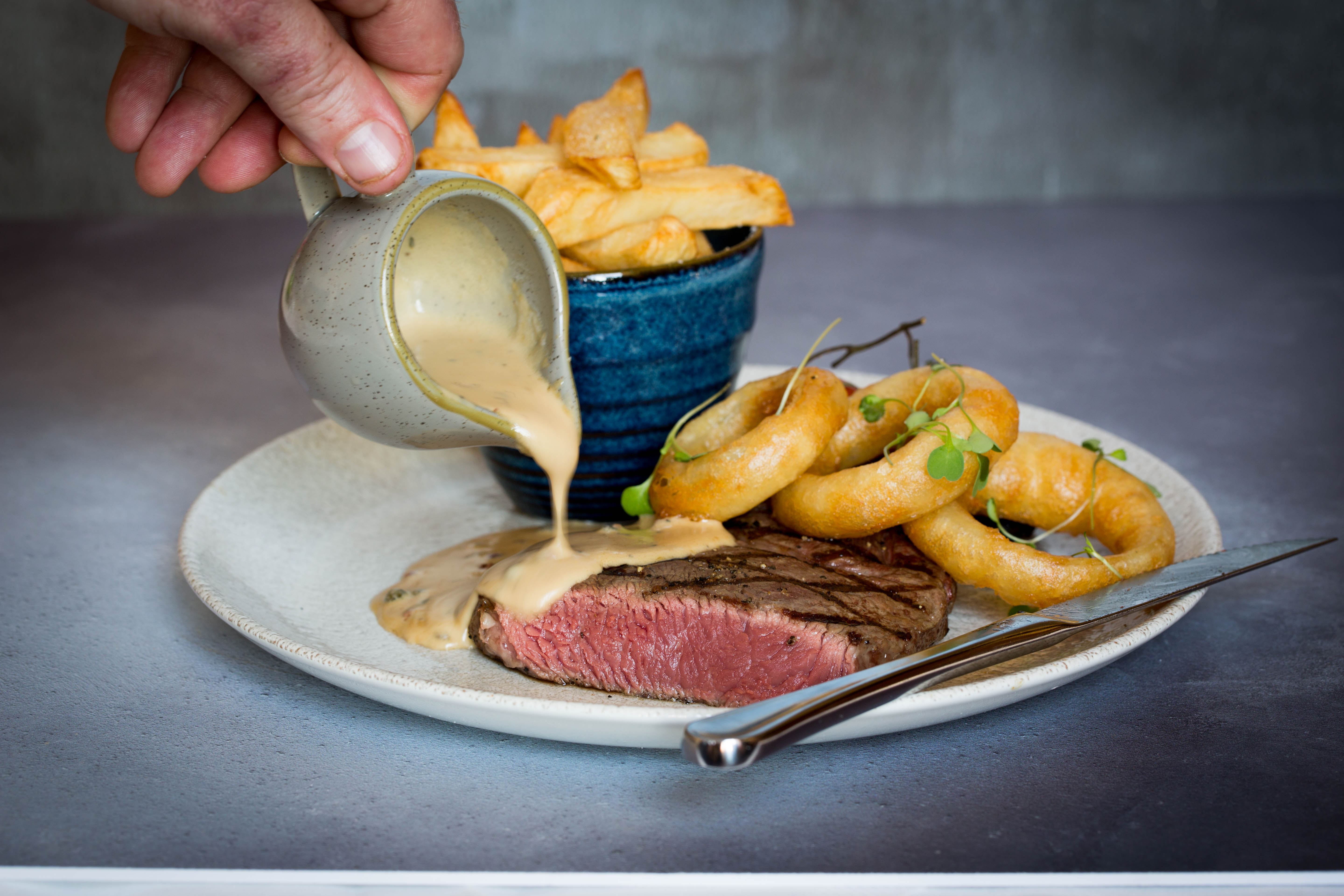 Steak Out Night at Muckrach