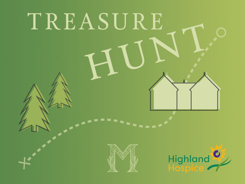 Hunt for Treasure at Muckrach