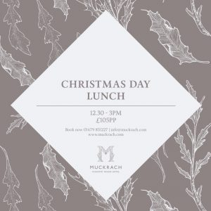 Christmas Day Lunch for non Residents