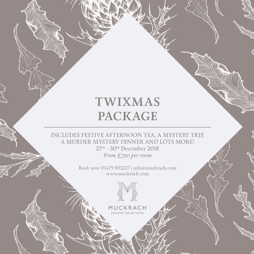 Muckrach's Twixmas Package