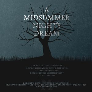 A Midsummer Nights Dream Performance