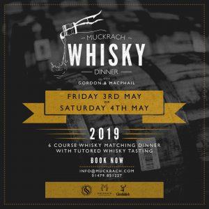 Spirit of Speyside Whisky Dinner