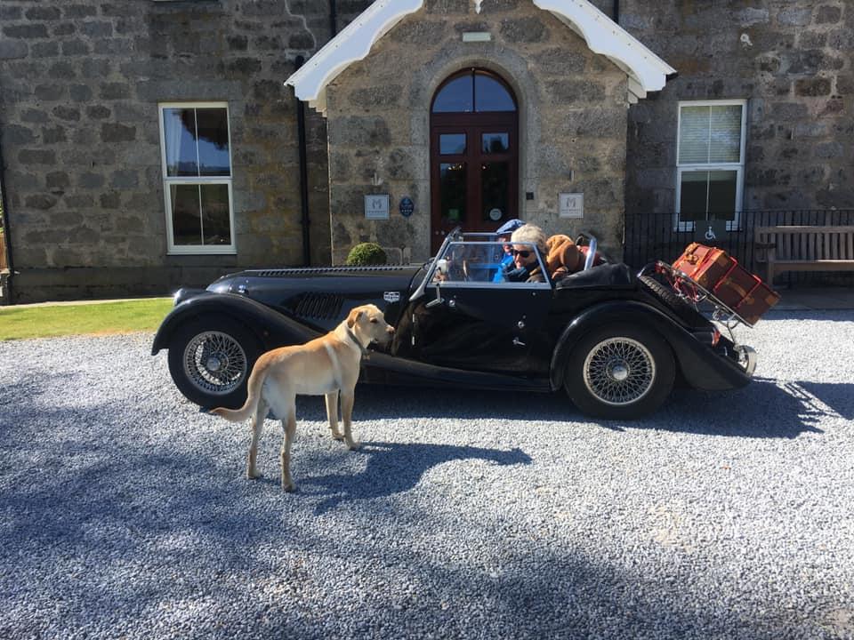 Classic Car Clubs at Muckrach