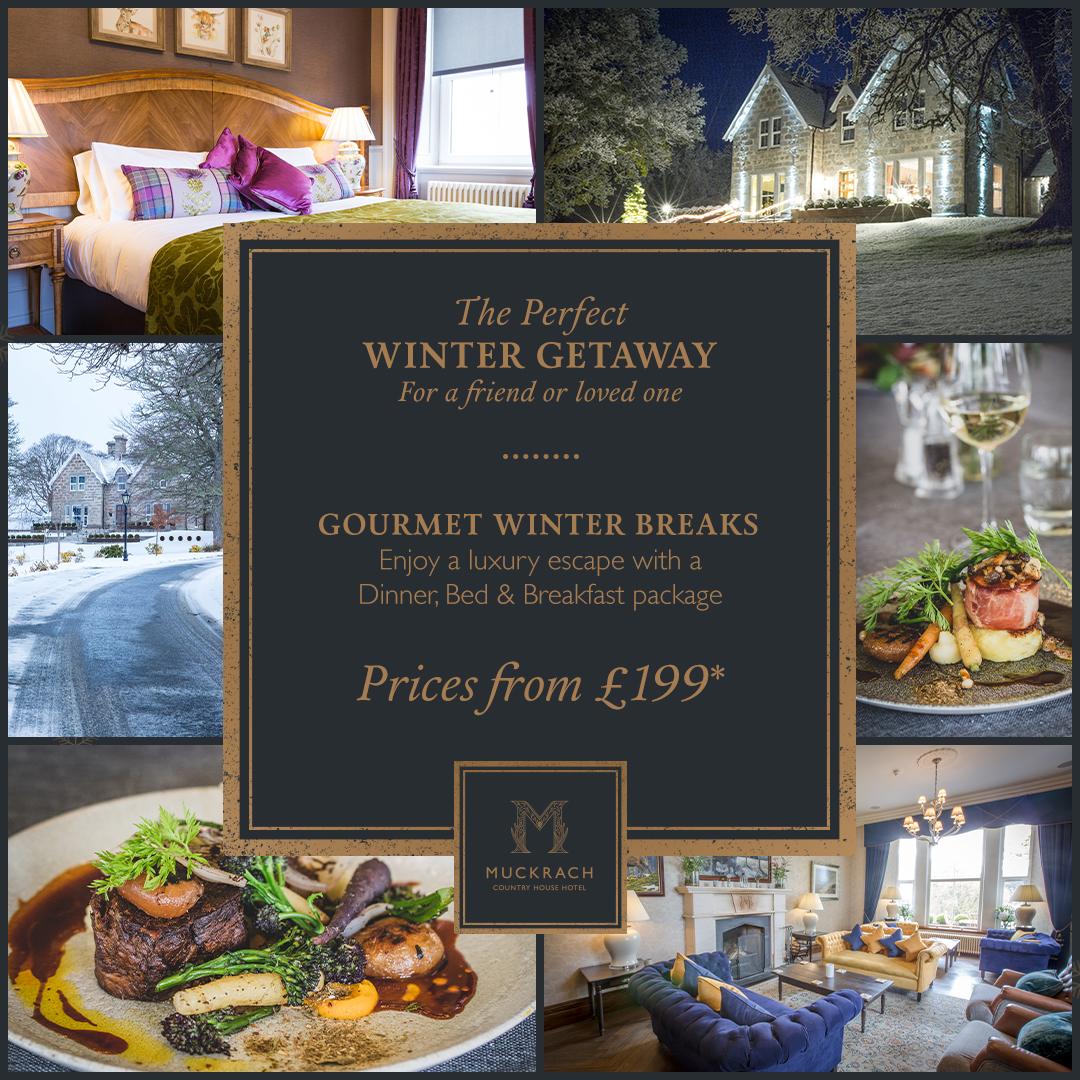 Gourmet Winter Breaks