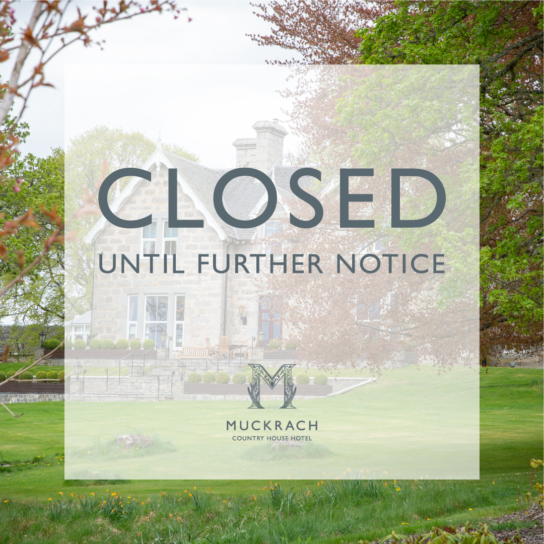We are currently closed